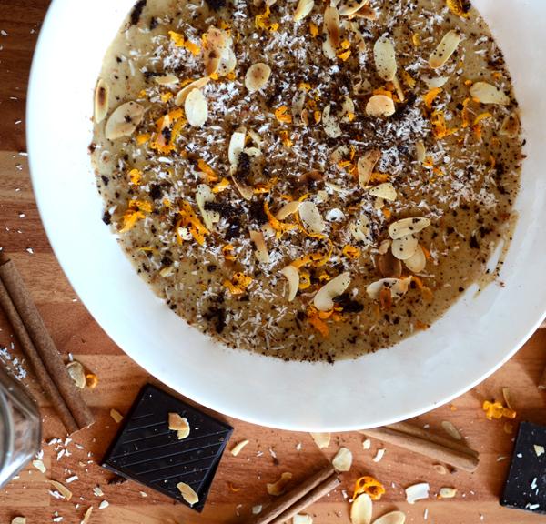 Porridge della nonna